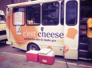 C'est Cheese truck