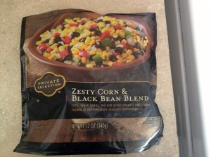 Zesty Corn and Black Bean Blend