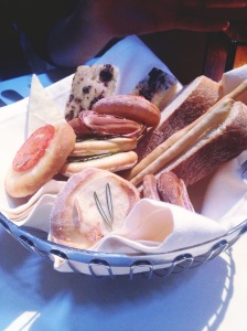 Nicola's bread basket