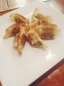 Goon Man Du- Pan fried dumplings