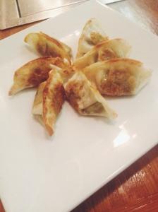 Goon Man Du- Pan fried dumplings