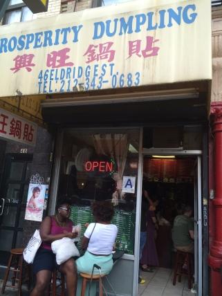 Prosperity Dumpling