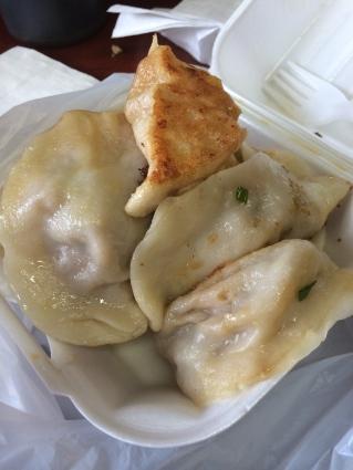 Pork and Chive Dumplings