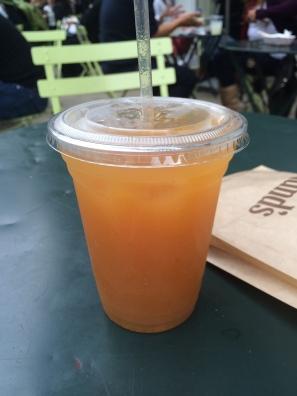 Pumpkin Spice lemonade- Mayhem and Stout