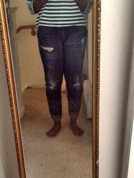 Rag and Bone pajama jeans