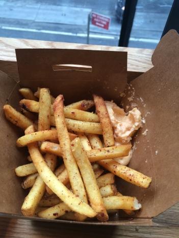 Illi Box fries