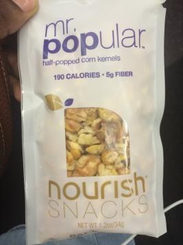 nourish snacks, mr popular