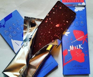Antidote milk chocolate